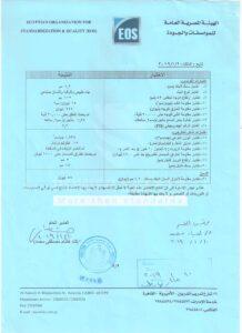 شهادتنا / certificates